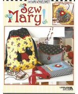 """2004 - Mary Engelbreit """"Sew Mary"""" Sewing/Decorating Book - Leisure Arts - $18.00"""