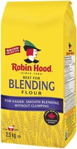 Robin Hood Blending Flour 2 x 2.5kg bags Canada - $79.99