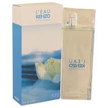 L'eau Kenzo Eau De Toilette Spray 3.3 Oz For Women  - $53.11