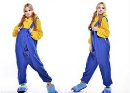Kigurumi Minions Onepiece For Adults Size L - $37.00