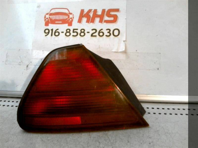Primary image for Driver Tail Light Coupe Quarter Panel Mounted Fits 98-02 ACCORD 135178