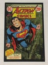 Superman In Action Comics 419 Postcard Art Vintage DC Comics Series Neal Adams - $2.96