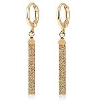 MxGxFam ( factory sale )order New Mix Color Drop Tassel Earrings Women F... - $17.07