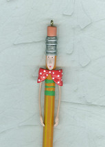 Pencil Pusher Krinkles Christmas Ornament Patience  Brewster - $6.00