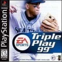 Triple Play '99 PS1 Playstation - $1.97