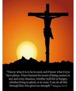 6992.Decoration Poster.Christian Faith.Home wall art design.Psalm Philip... - $10.89+