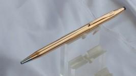 Cross Classic Century 14 kt Rolled Gold Filled Ballpoint Pen, USA - $130.73