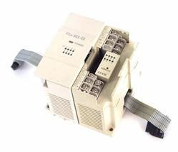 LOT OF 2 MITSUBISHI FX2N-8EX-ES/UL EXTENSION BLOCK MODULES 24VDC FX2N8EXESUL