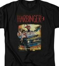 Harbinger Vol 1 T Shirt Zephyr Torque Livewire Valiant Comics psionic tee VAL159 image 2