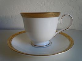 Lenox Landmark Gold Cup and Saucer Set - $28.50