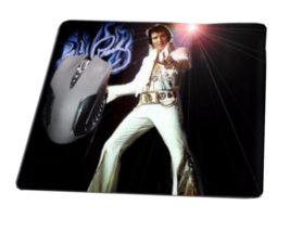 Original King of Rock n Roll Elvis Presley Music In the Spotlight Mouse ... - $10.86