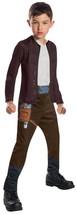 Rubies Star Wars Poe Dameron The Last Jedi Niños Disfraz Halloween 640106 - $26.13