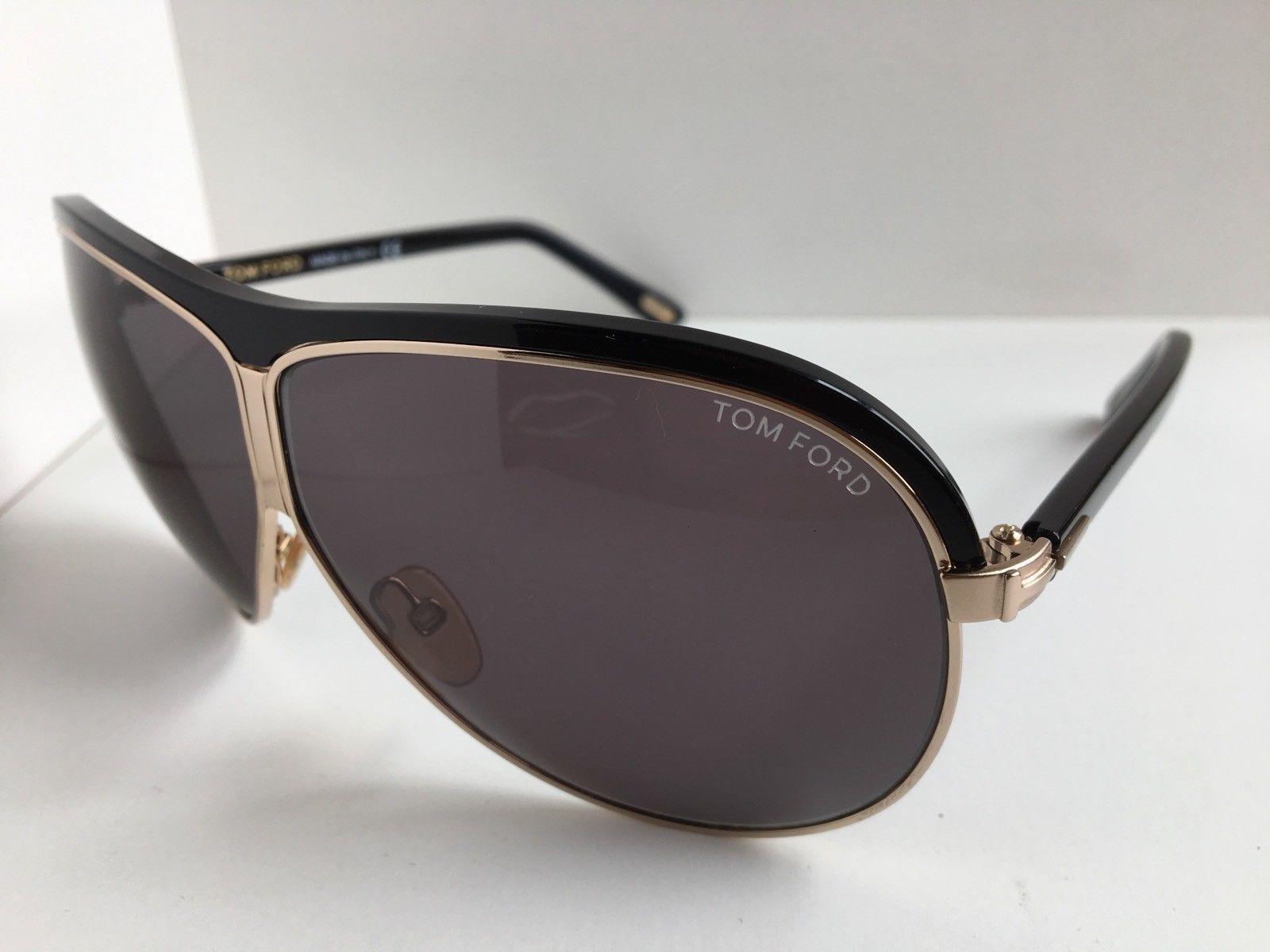 6f1983c8c4d Tom Ford Rory TF 51 TF51 772 Black Gold 67mm and 50 similar items