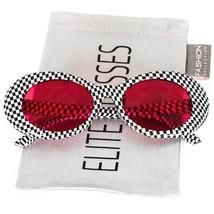 Elite NIRVANA Kurt Cobain Oval Bold Vintage Sunglasses For Women Men Eyewear - C - $24.44