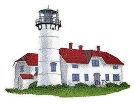 """""""Captain I See The Light"""" Custom and Unique Lighthouse[Chatham Lighthous... - $21.77"""