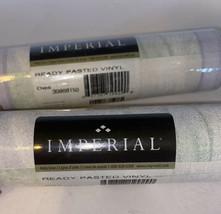 Imperial Wallpaper Boarder Vinyl #30868150 Soft Purple Flowers 10 Yards ... - $14.03