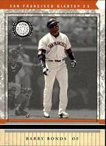 2003 Fleer Patchworks #9 Barry Bonds - $1.49