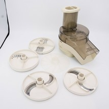 Vtg Oster Regency Kitchen Center Food Processor Chopper Accessories Parts Blades - $39.95