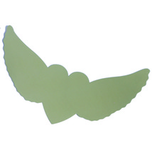Angel Wings Cutouts Plastic Shapes Confetti Die Cut FREE SHIPPING - £5.55 GBP