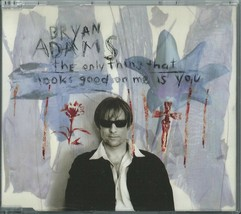 BRYAN ADAMS - THE ONLY THING THAT LOOKS GOOD ON ME IS YOU 1996 UK HITS C... - $12.40