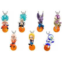 Dragon Ball Super QD Strap Mascot Keychain Collection Box Volume 2 - Com... - $49.90