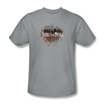Dawn of Dead T-shirt retro 1970's cotton graphic zombie tee horror movie UNI483 image 2