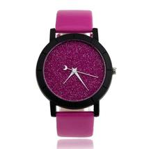 2017 genvivia New Brand Watch Women Men's Fashion Star Minimalist Fashion Watche image 2