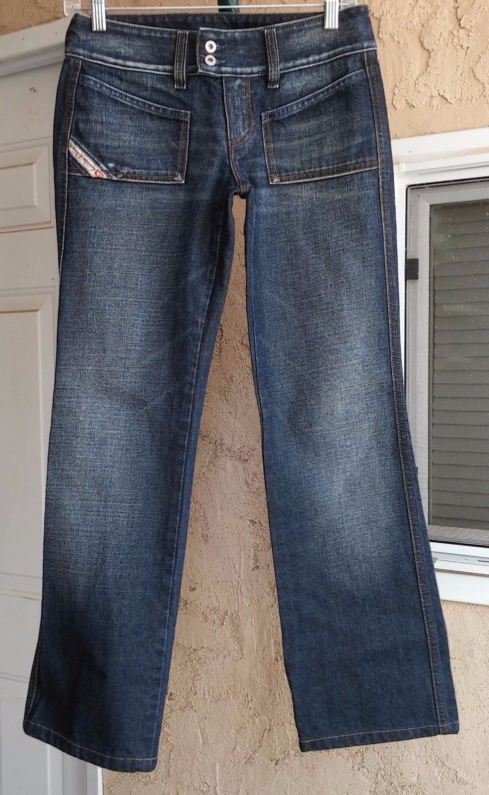 59b20a87 Diesel Boot Cut HUSH Women's Jeans Size 27 X and 16 similar items. S l1600