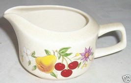 LENOX SUMMER HARVEST CREAMER PITCHER TEMPERWARE - $10.93