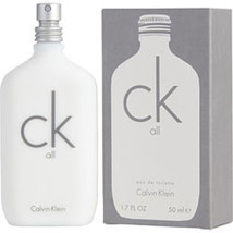 CK ALL by Calvin Klein #294532 - Type: Fragrances for UNISEX - $28.77