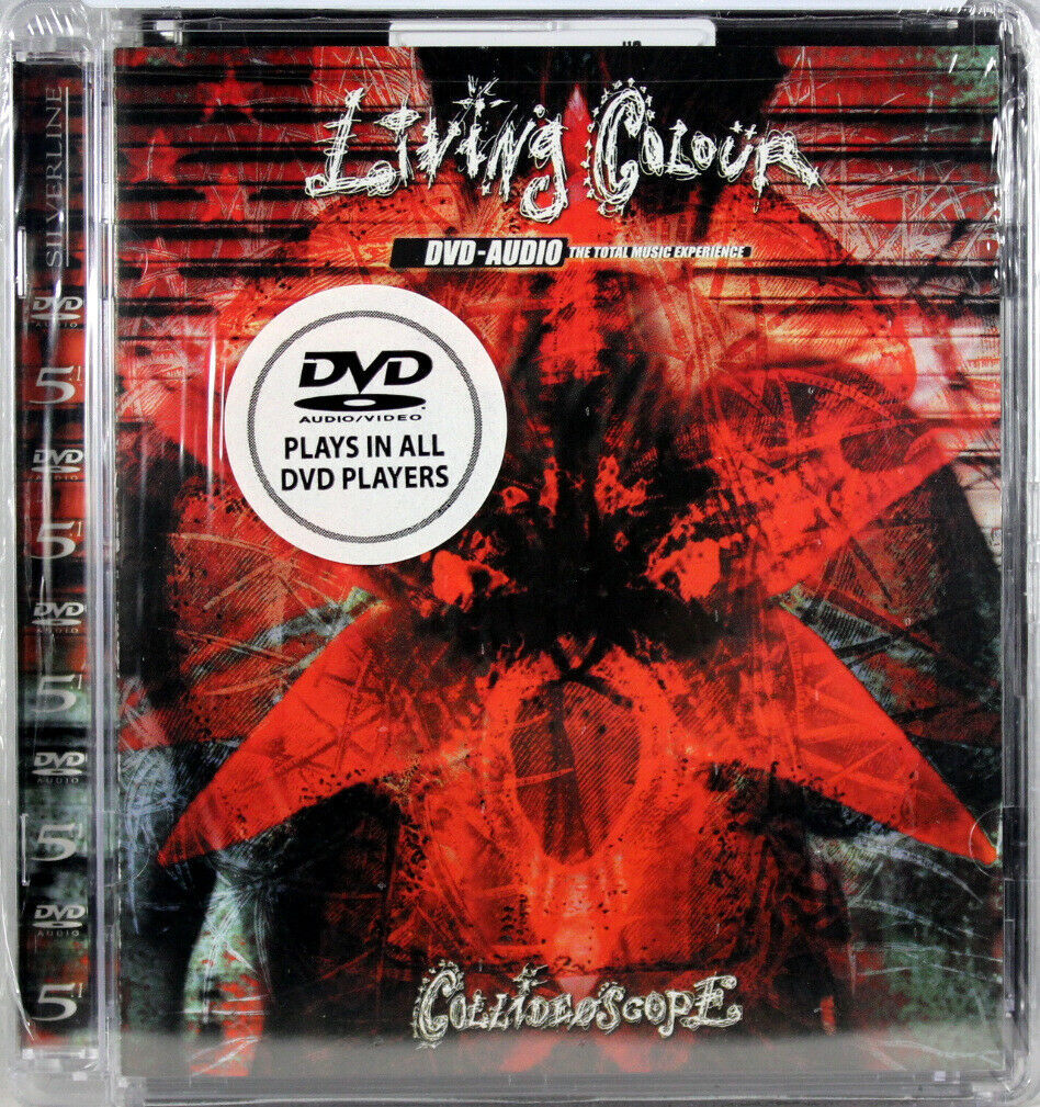Primary image for Living Colour: Collideoscope DVD Rock Music Alternative Metal Collideøscope