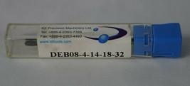 ID Precision Machinery Ltd DEB08-4-14-18-32 Carbine Drill BIt - $21.77
