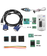 RT809F LCD Display ISP Programmer With SOP8 Test Clip 1.8V Adapter TSSOP... - $91.66