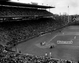 """2 X MLB Chicago Cubs Wrigley Field 1933 & 1963 -  4"""" X 6"""" Photo Picture - $7.99"""