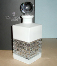 Waterford Crystal London Square White Decanter 25oz #40018769 New In Box - $324.90