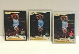 Kobe Bryant 2005-06 Topps Black, Topps Chrome & Refractor (3) Card Lot #... - $500.00