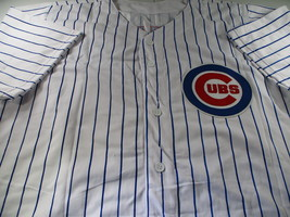ANTHONY RIZZO / CHICAGO CUBS / AUTOGRAPHED CHICAGO CUBS CUSTOM JERSEY / COA image 2