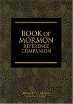The Book of Mormon Reference Companion [Hardcover] Joseph Smith - $19.99