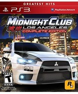Midnight Club: Los Angeles - Greatest Hits - Complete Edition - Playstat... - $8.80