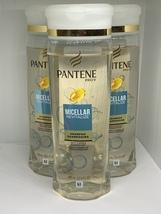 3 Pantene Micellar Revitalize Shampoo 12.6 oz NEW  - $49.95