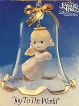 """Precious Moments """"Joy To The World"""" Ornament w Box 301582 A - $7.69"""