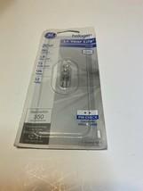 GE Lighting 97669 T3 Quartz Halogen Light Bulb 12V, 20W, Type T3, G4 Base, New - $7.13