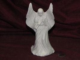 pyop Small Angel with a Horn U Paint Ready to Paint Ceramic Bisque - $6.99