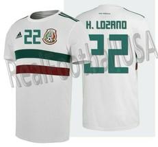 Adidas Hirving Lozano Mexico Away Jersey Fifa World Cup 2018. - $150.00