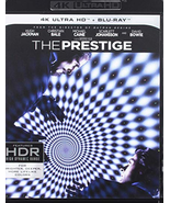 The Prestige (4K Ultra HD+Blu-ray)  - $39.95
