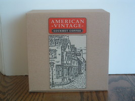 American Vintage Decaf. Flavored French Vanilla 10 Single Serve K-Cups F... - $9.45