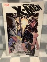 Marvel UNCANNY X-MEN Breaking Point Comic Book - $4.45