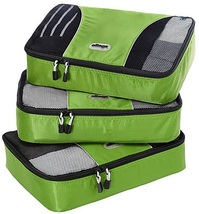 eBags Grasshopper Green MEDIUM Packing Cubes [ 3 piece set ] - $611,90 MXN