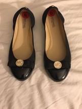 NWT Michael Kors Black Patent Leather Ballerina... - $45.00
