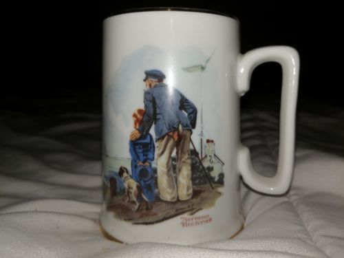 79920c136a4 Norman Rockwell Vintage Coffee Mug Cup and 50 similar items